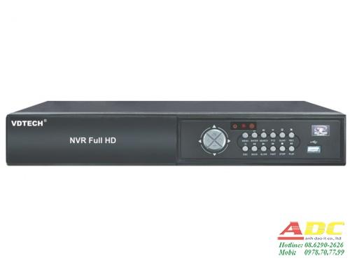 Đầu ghi hình camera IP 4 kênh VDTECH VDT-2700N.H265